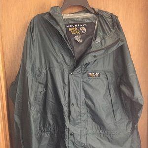 Men's rain coat